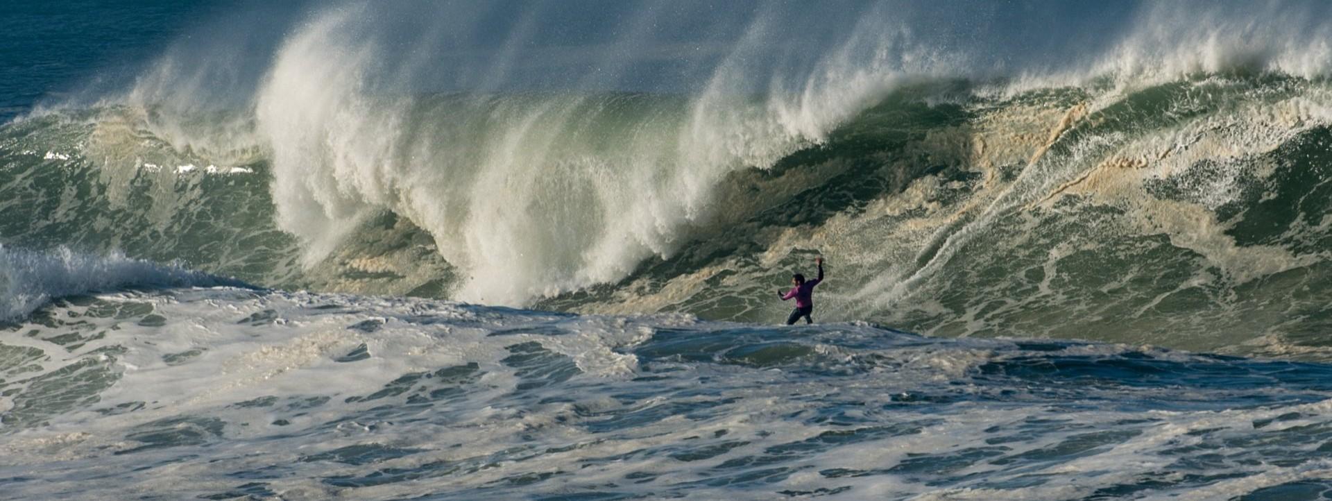 News Surf Rip Curl Challenge La Nord : Paul DUVIGNAU s'impose, des bombes de 4 à 5m!