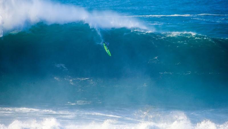 News Surf Nazaré Challenge 2016, Jamie Mitchell s'impose !