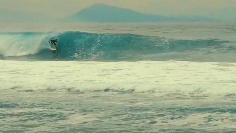 News Surf Free surf : Jérémy Florès, Stephanie Gilmore et Josh Kerr à La Gravière