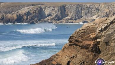 News Surf Freesurf Quiberon (56) - les images de la session du 15 mars 2016