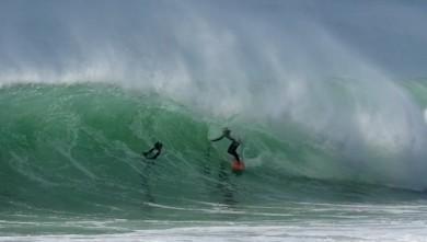 News Surf Vidéo Justin BECRET : 2 days at home