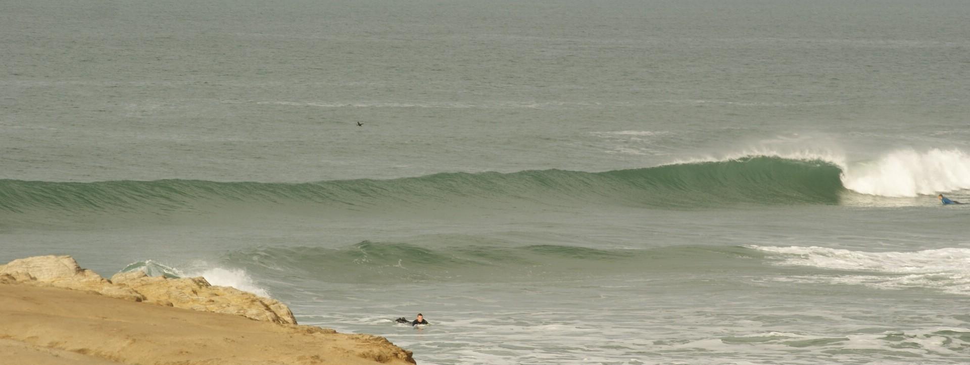 wave report FR, Quiberon - Port Rhu (56)
