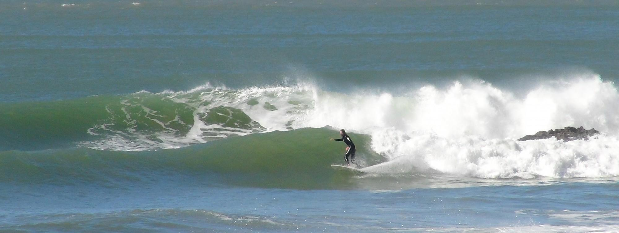 wave report MA, Baie de Tafedna (MA)