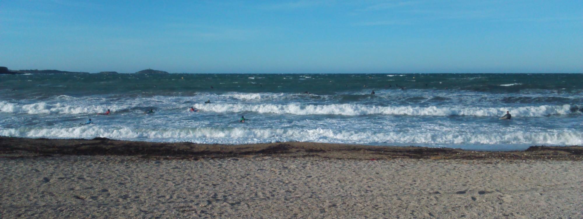 wave report FR, Brutal Beach (83)