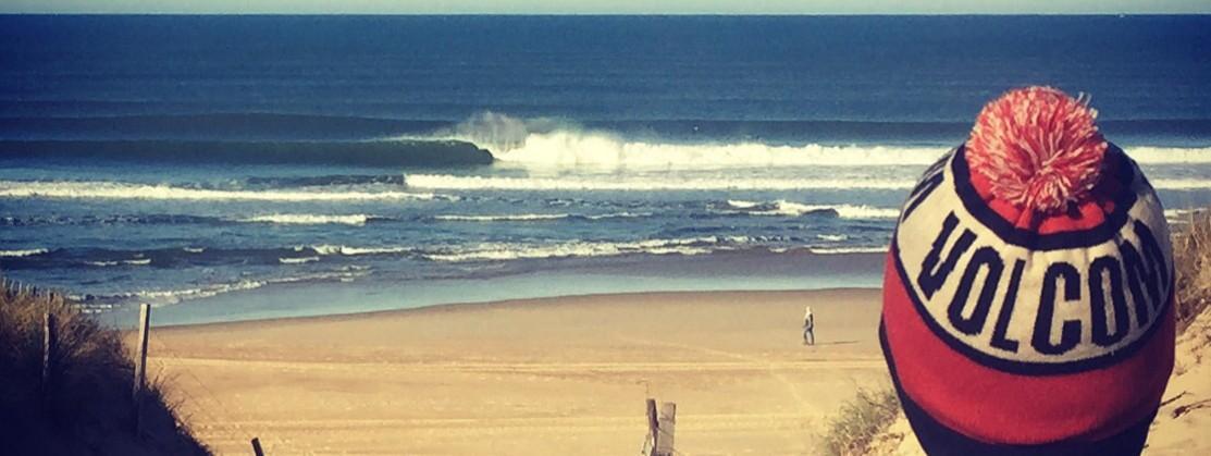 wave report FR, Seignosse - Les Estagnots (40)