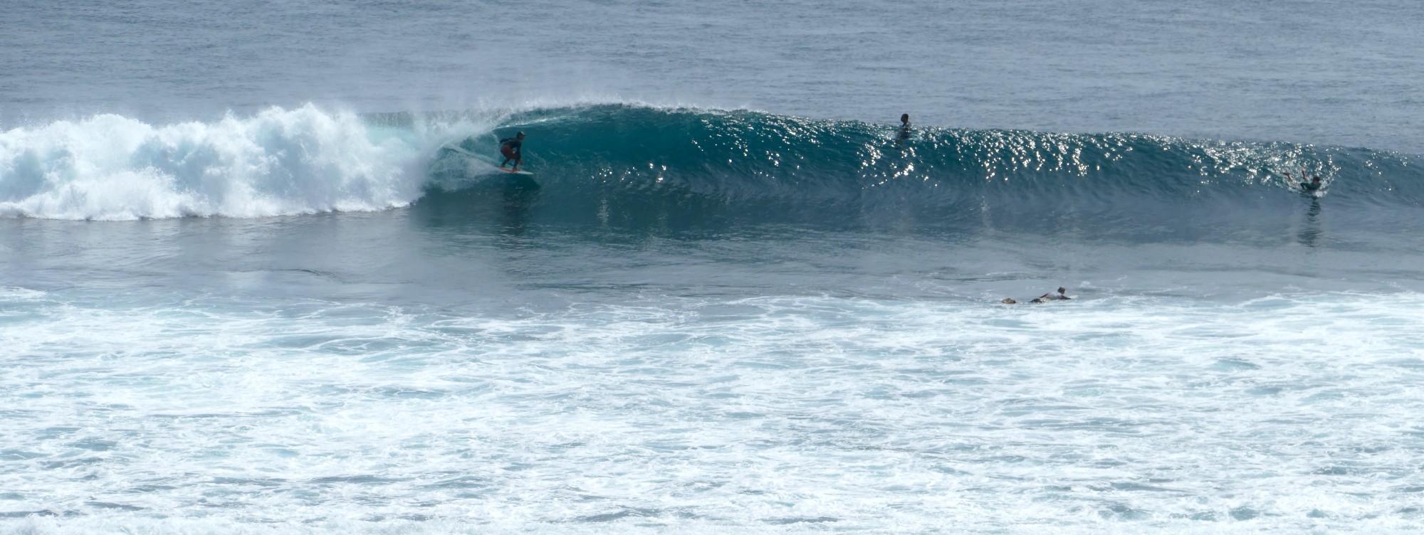 wave report ID, Uluwatu (ID)