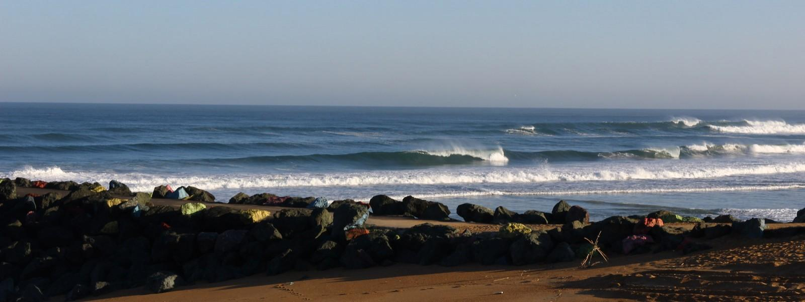 wave report FR, Anglet Sables d'Or (64)