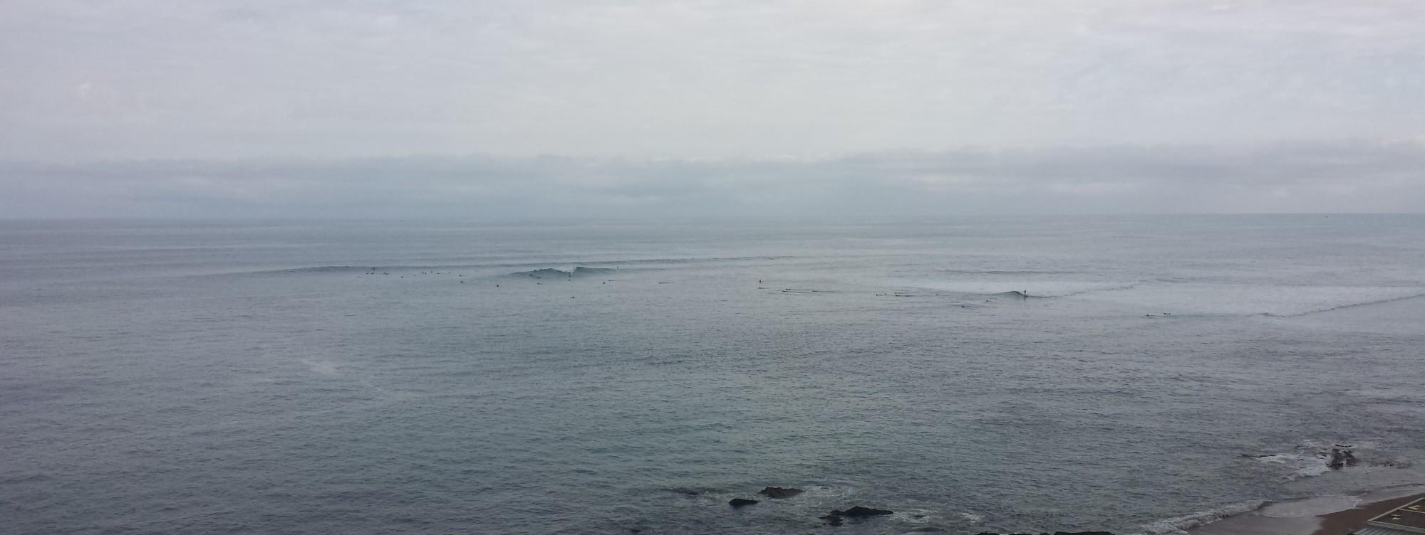 wave report FR, Guethary Parlementia (64)