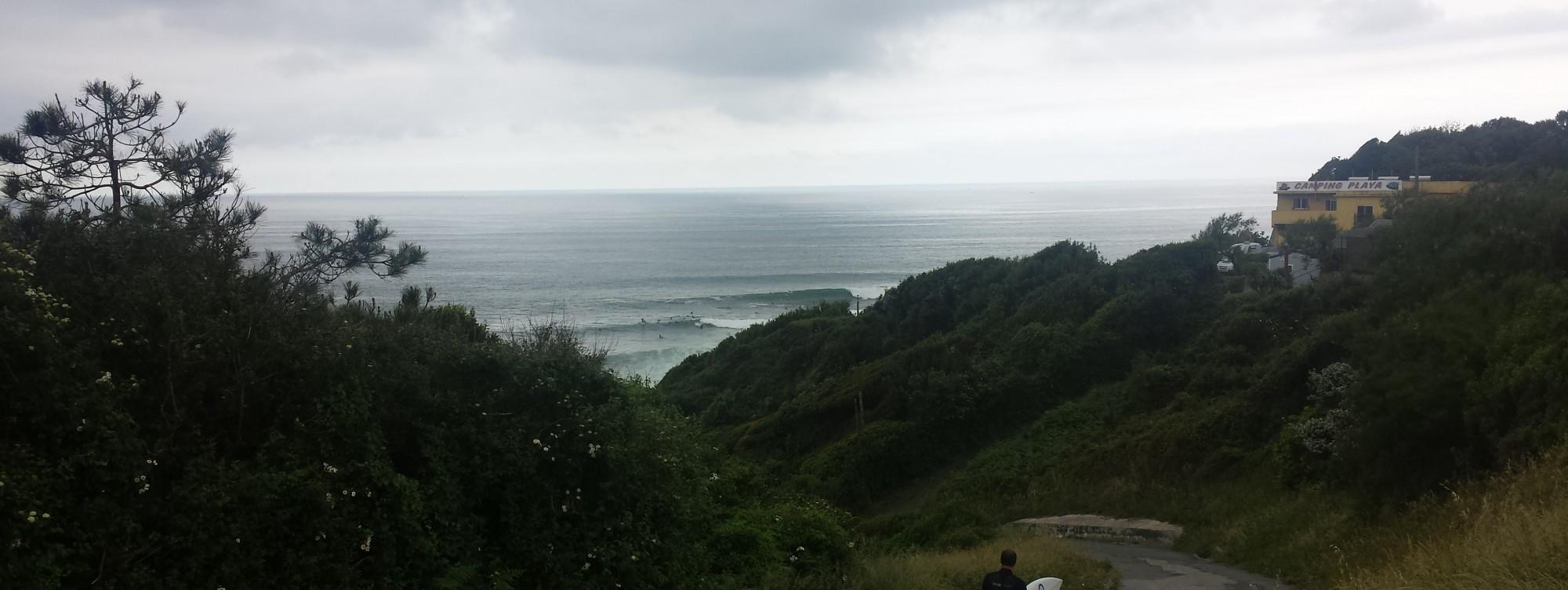 wave report FR, Lafiténia (64)