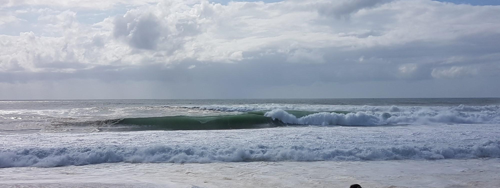 wave report FR, Hossegor - La Gravière (40)