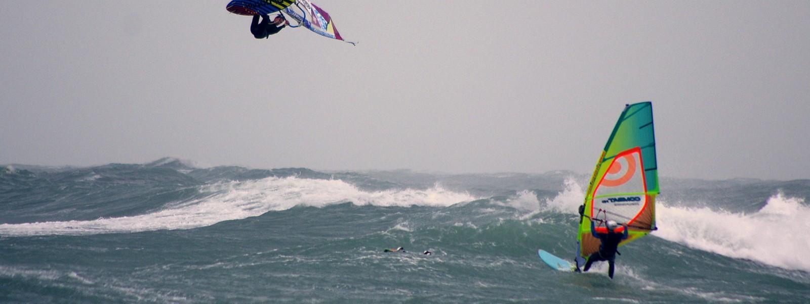 wind report FR, Cap d'Agde - Plage Port Nature (34)