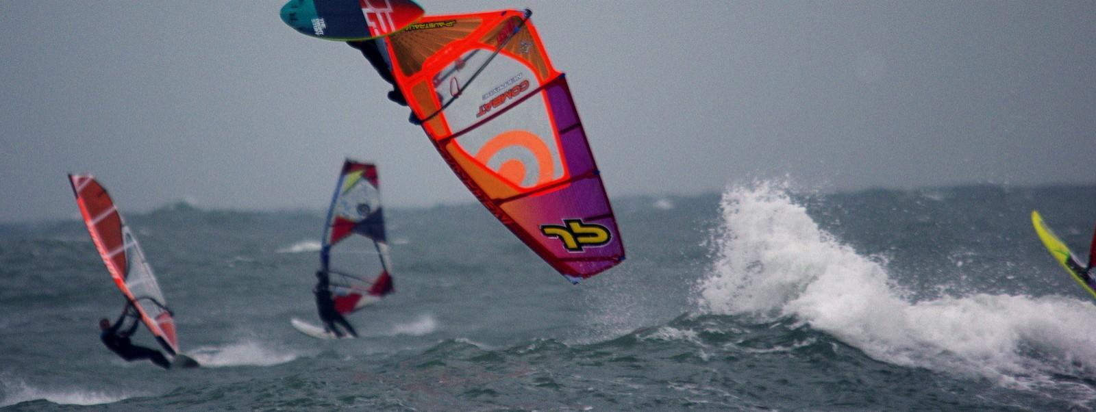 wind report FR, Cap d'Agde - Plage Port Nature (34)