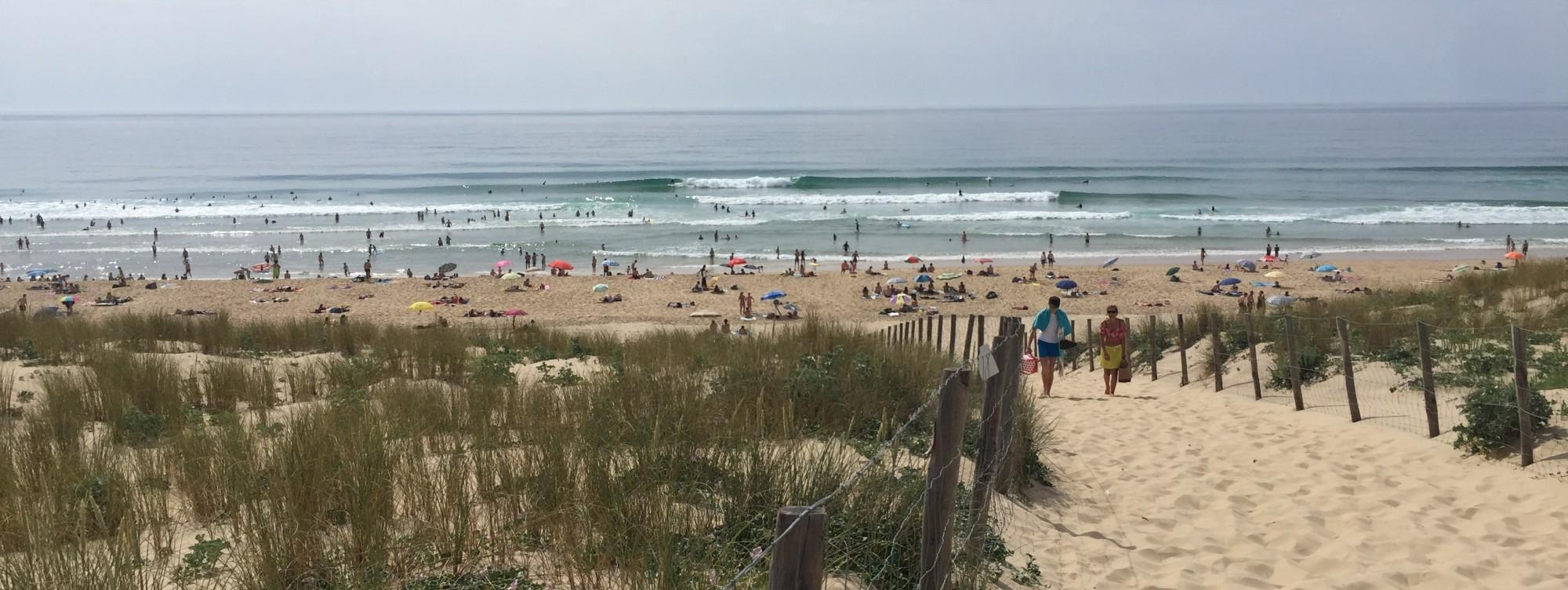 wave report FR, Le Grand Crohot (33)
