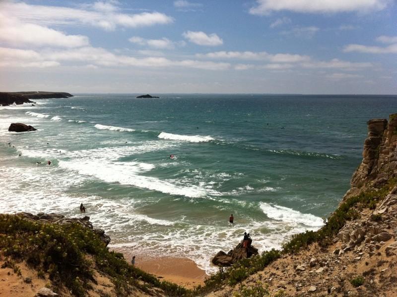 Surf report quiberon port blanc 56 du 2011 08 11 13 41 00 - Meteo port blanc bretagne ...