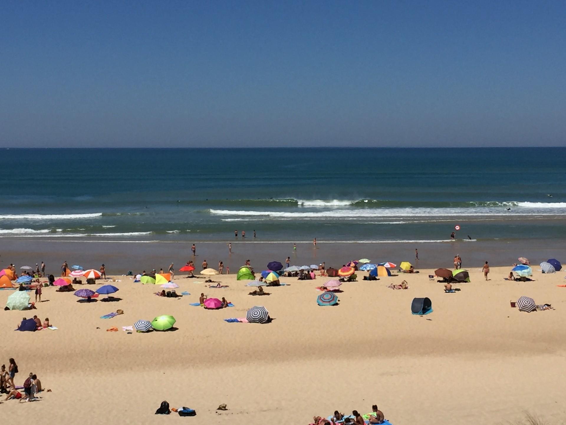 Surf report le porge 33 du 2016 07 18 13 00 00 - Meteo le porge ...