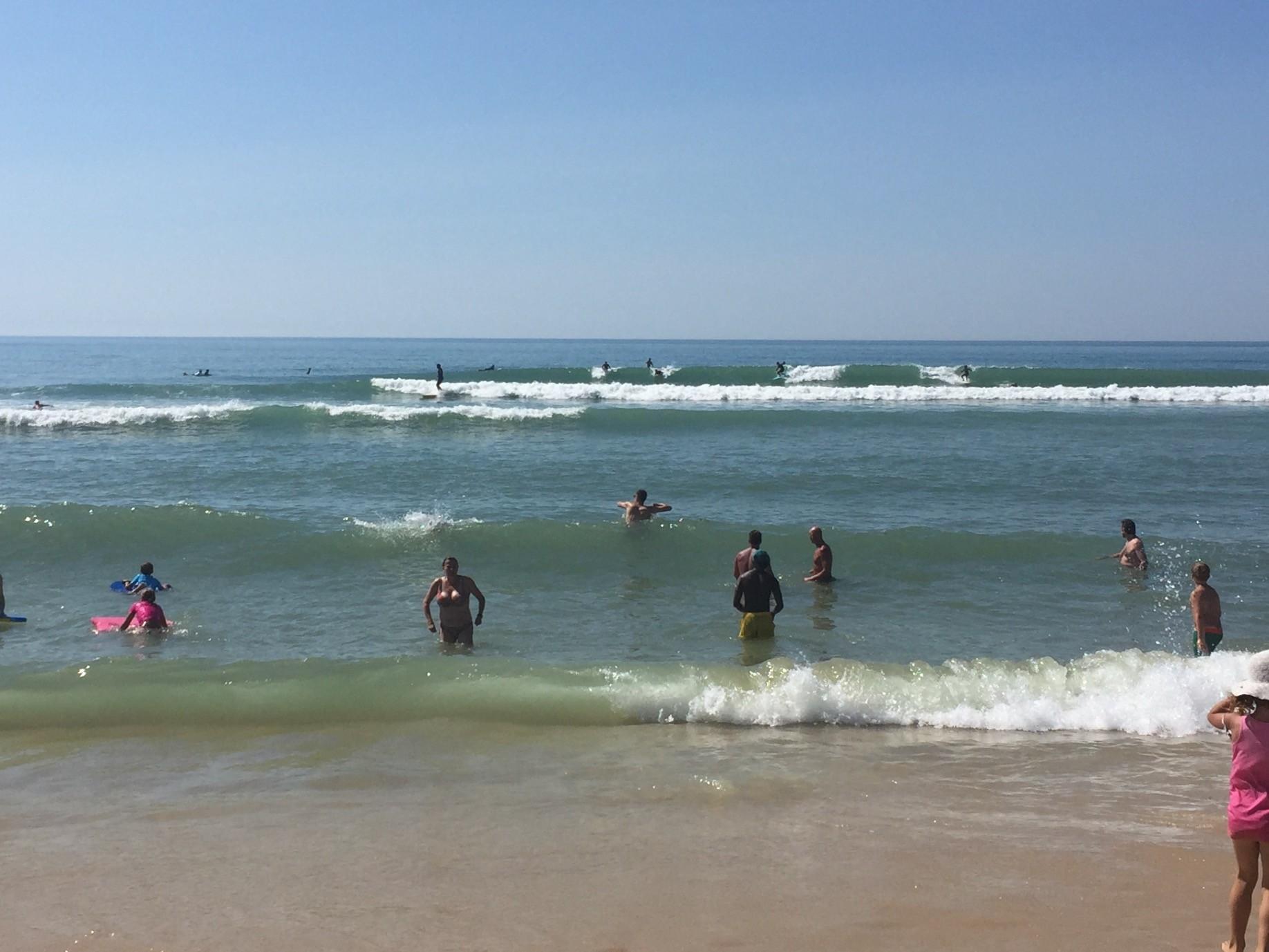 Surf report le porge 33 du 2016 08 14 12 00 00 - Meteo le porge ...