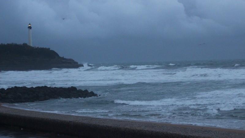 wave report FR, Anglet VVF (64) posté par ASI