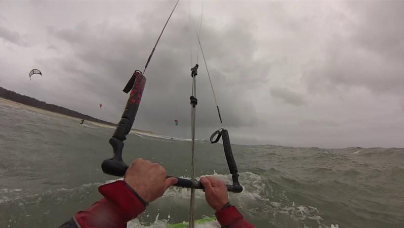wind report FR, La Lagune (33) posté par snake