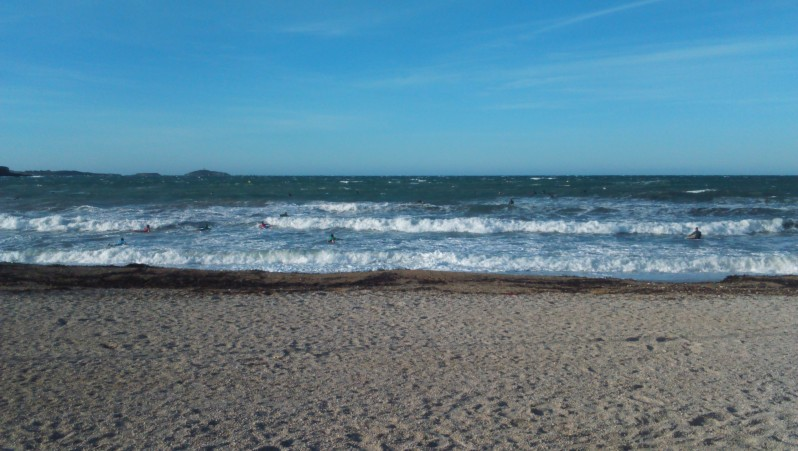 wave report FR, Brutal Beach (83) posté par grosloup
