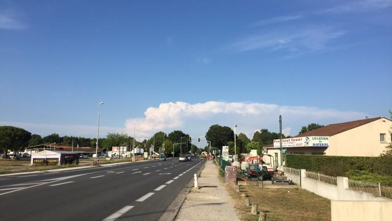 city report FR, Bordeaux (33) posté par anonyme
