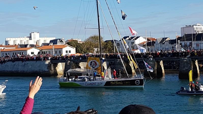 city report FR, Les Sables-d'Olonne (85) posté par pirates