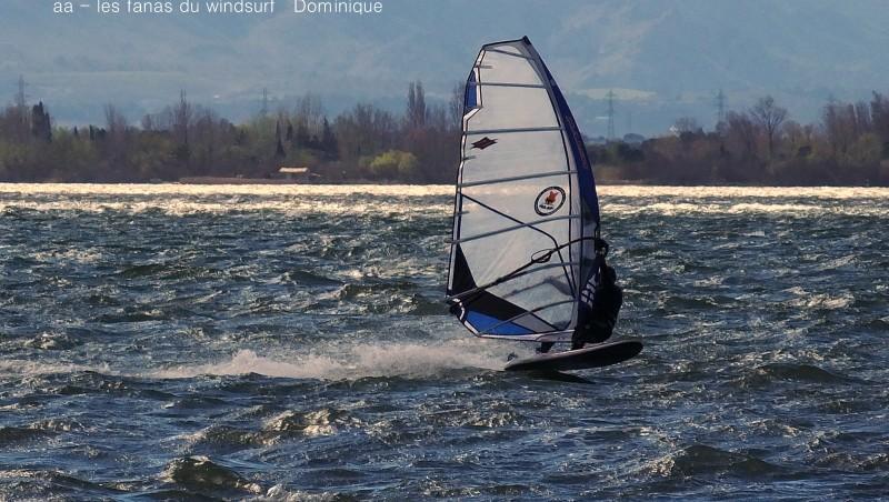 wind report Le Barcarès - Cap Coudalère  - France (66) 2017-03-12 18:00:00