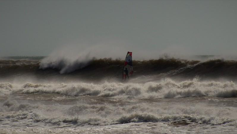 wind report MA, Sidi Kaouki - Marabout (MA) posté par xavier