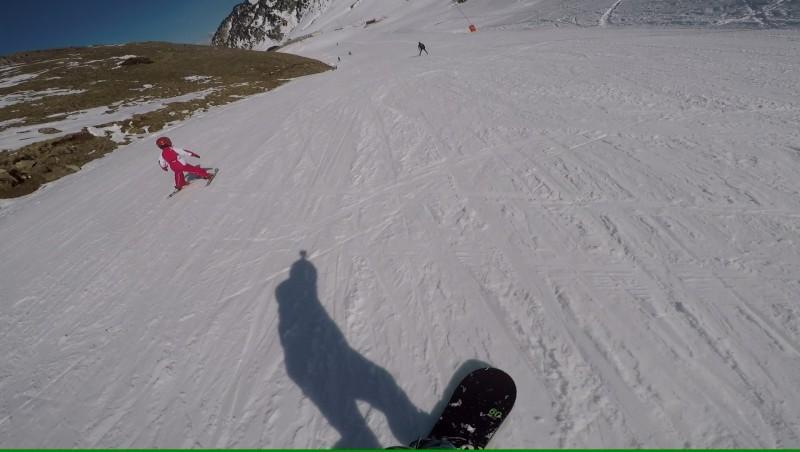 snow report FR, Barèges - La Mongie (65) posté par snake