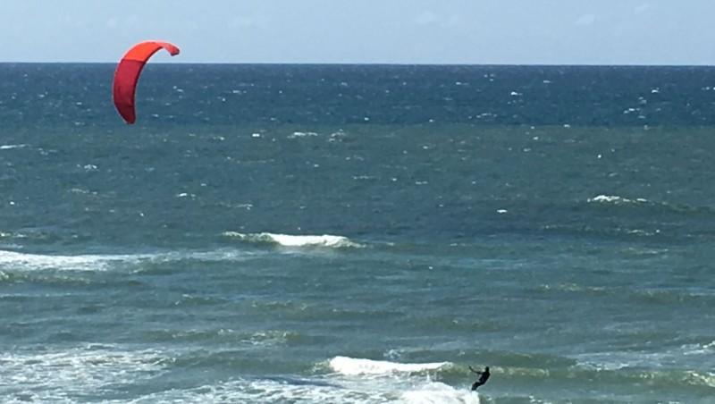 wind report FR, Biscarrosse Plage (40) posté par axel