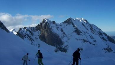 snow report FR, Gourette (64)