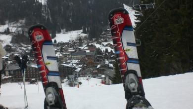 snow report FR, Morzine (74)