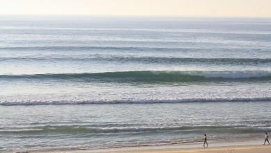 wave report FR, Le Truc vert (33)