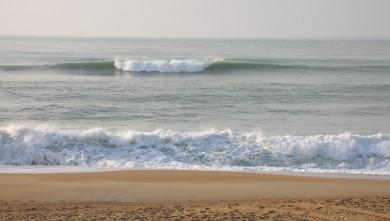 surf report FR, Anglet Les Cavaliers (64)