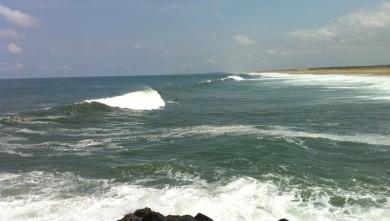 wave report FR, Tarnos Digue (40)