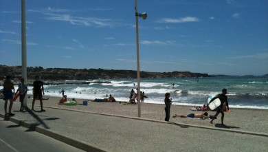 surf report FR, Portissol (83)
