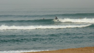 Photo wave report Anglet Les Cavaliers - France - Aquitaine - (64) 2010-08-21 08:30:00