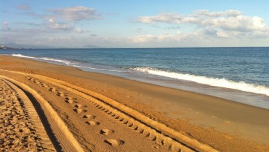 Photo wave report Anglet Les Cavaliers - France - Aquitaine - (64) 2010-08-30 09:30:00
