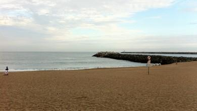 wave report FR, Anglet La Barre (64)