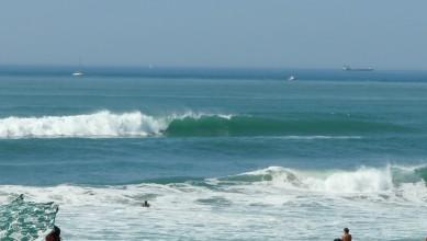 surf report FR, Anglet Plage de l'Océan (64)