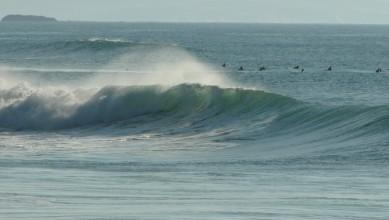Photo wave report Anglet Les Cavaliers - France - Aquitaine - (64) 2011-09-25 18:00:00