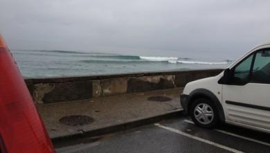 wave report FR, Bidart Centre (64)