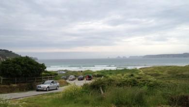 surf report FR, Plage de Goulien (29)