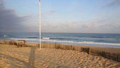 wave report FR, Cap-Ferret - Plage de L'Horizon (33)