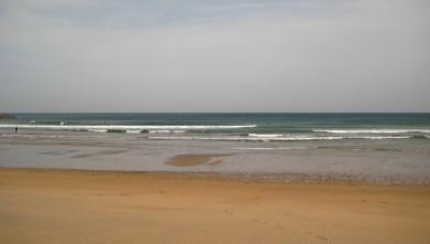 wave report ES, Bakio (ES)