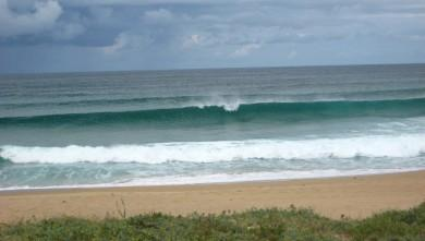 wave report ES, Playa de Pedreira (ES)