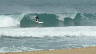 surf report FR, Anglet La Madrague (64)