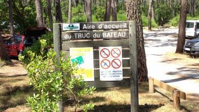 wind report FR, Le Truc vert (33)
