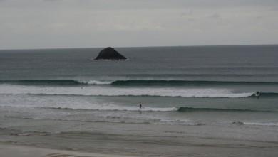 surf report FR, La Palue (29)