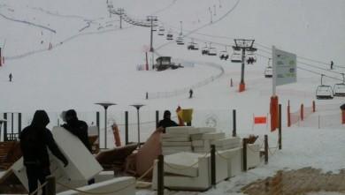 snow report AD, Pas de la Case (AD)