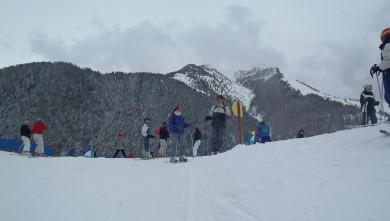snow report FR, Ancelle (05)